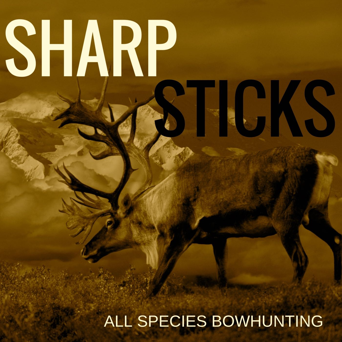 Sharpsticks - All Species Bowhunting